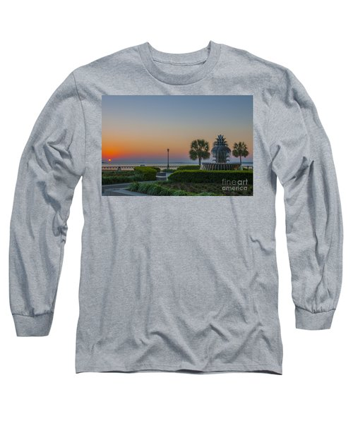Dawns Light Long Sleeve T-Shirt by Dale Powell