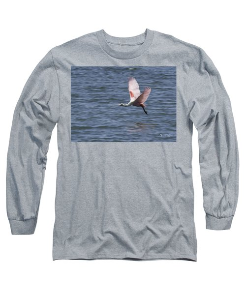 Pink And Blue IIi Long Sleeve T-Shirt