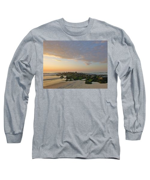Pink Morning 2 Long Sleeve T-Shirt
