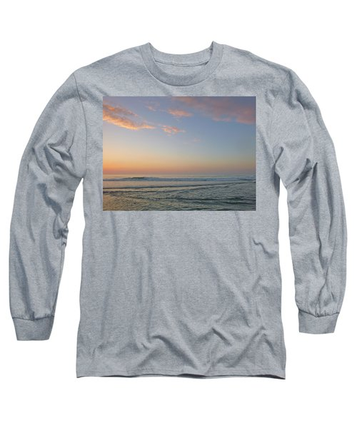 Pink Morning Long Sleeve T-Shirt