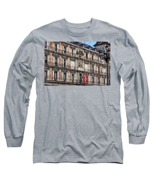 Plaza Mayor Long Sleeve T-Shirt