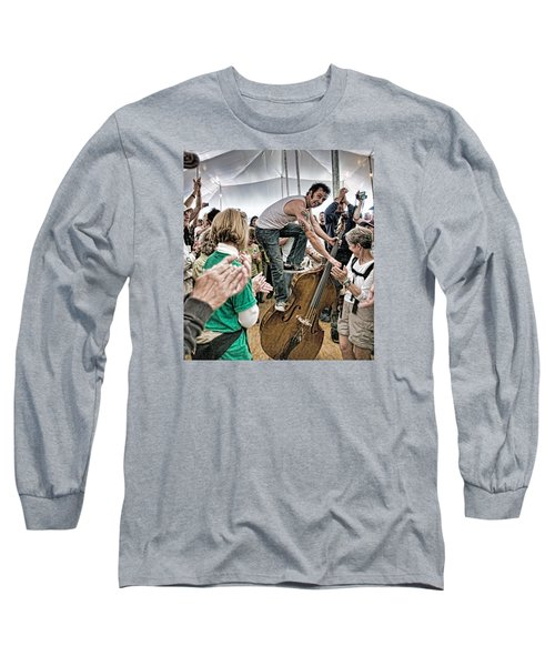 The Lost Bayou Ramblers Pleasing The Crowd Long Sleeve T-Shirt
