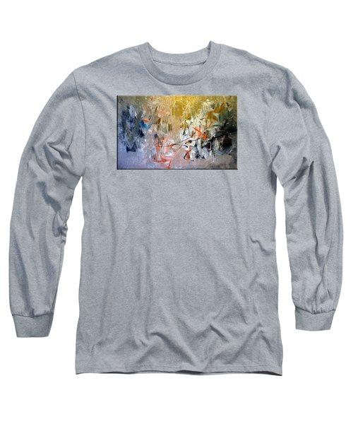 Poetry Long Sleeve T-Shirt by Lisa Kaiser