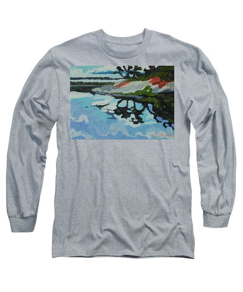 Point Paradise Long Sleeve T-Shirt by Phil Chadwick