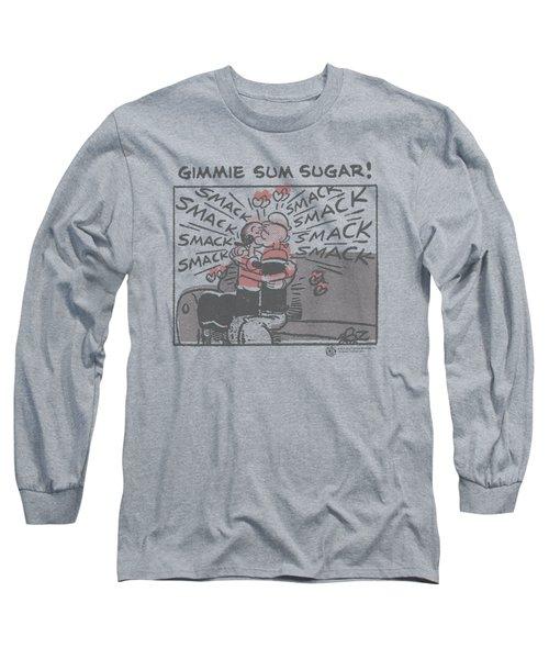 Popeye - Sweet Love Long Sleeve T-Shirt by Brand A