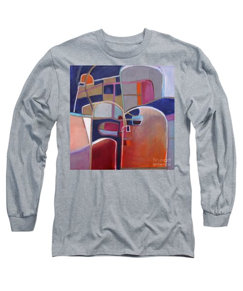 Portal No. 3 Long Sleeve T-Shirt