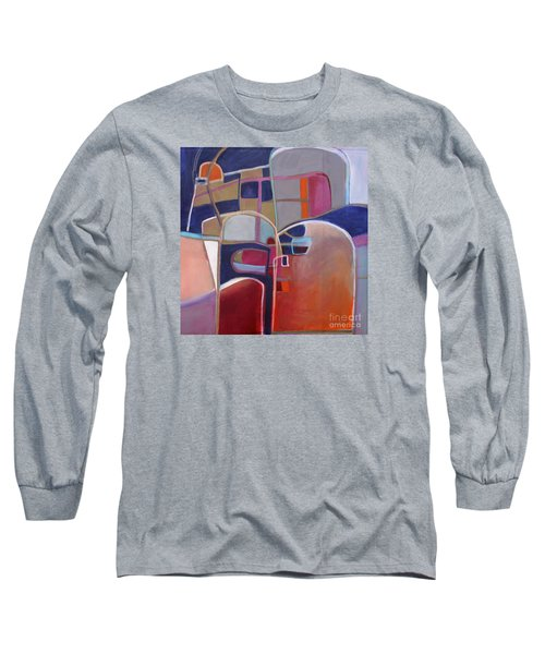 Portal No. 3 Long Sleeve T-Shirt