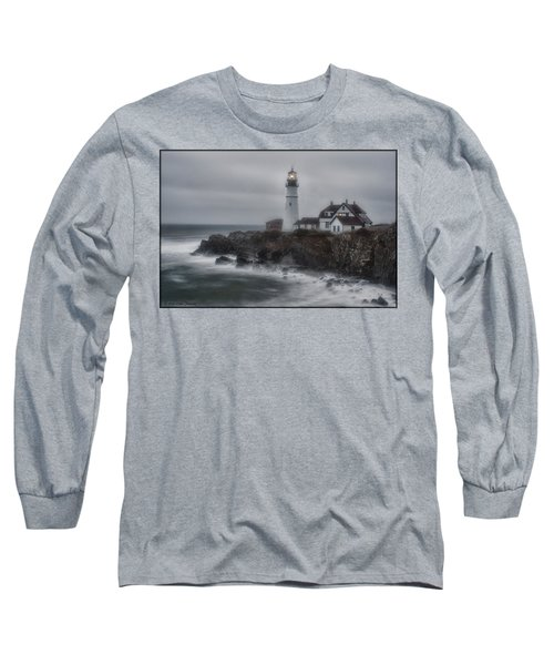 Portland Head Nor'easter Long Sleeve T-Shirt