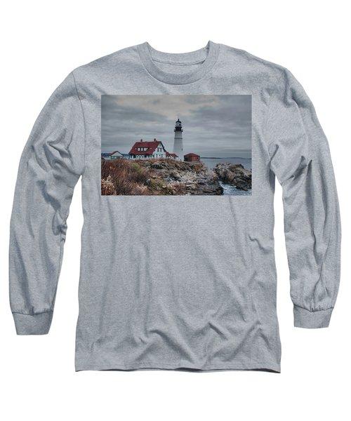 Portland Headlight 14456 Long Sleeve T-Shirt