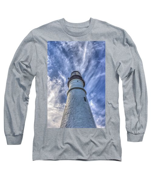 Portland Headlight Long Sleeve T-Shirt
