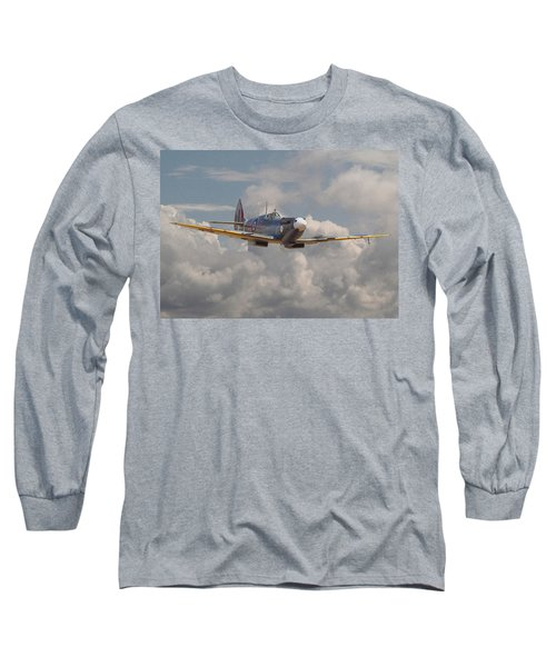 Portrait Of An Icon Long Sleeve T-Shirt