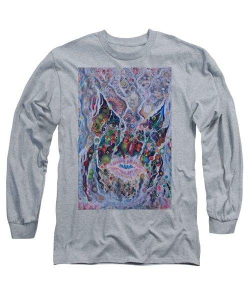 Portrait Of Art Brutus Long Sleeve T-Shirt