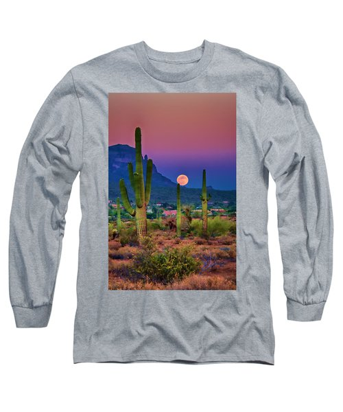 Postcard Perfect Arizona Long Sleeve T-Shirt
