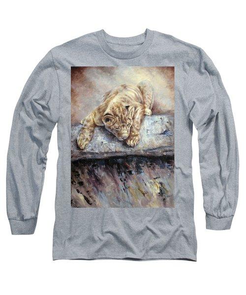 Pounce Long Sleeve T-Shirt