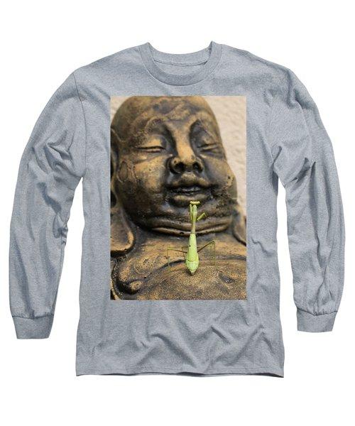 Praying Long Sleeve T-Shirt