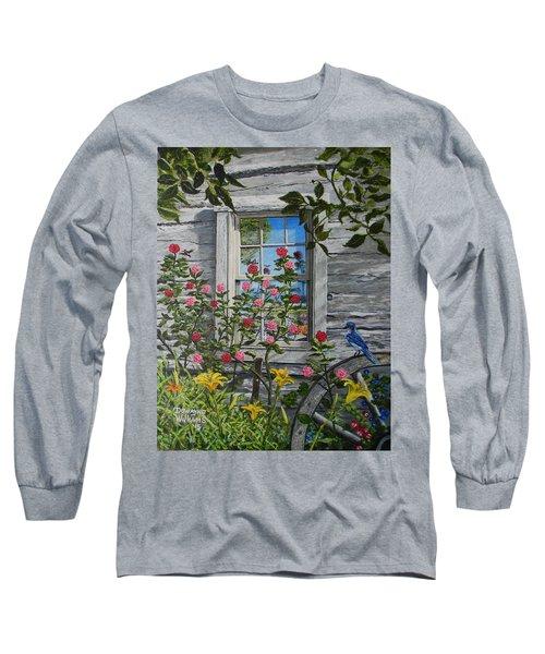 Precious Reflections Long Sleeve T-Shirt