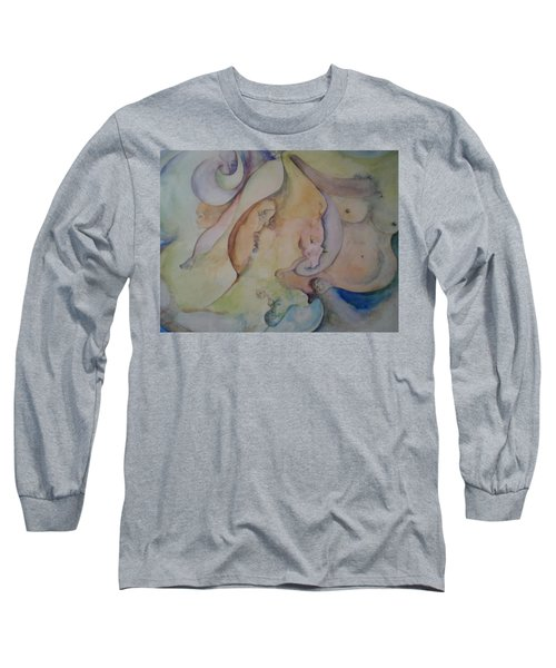 Pregnant With Desire One Long Sleeve T-Shirt