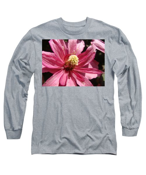 Pretty In Pink Long Sleeve T-Shirt