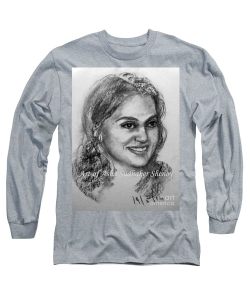 Pretty Woman Long Sleeve T-Shirt