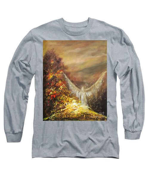 Protecting Mother Earth Long Sleeve T-Shirt