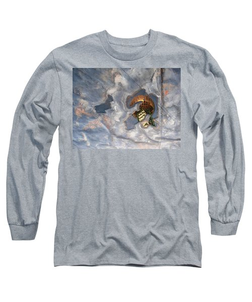Puddle Of Sunsphere Long Sleeve T-Shirt