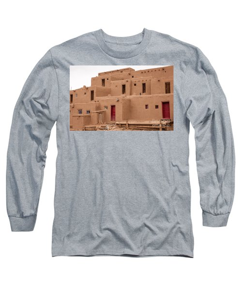 Pueblo Living Long Sleeve T-Shirt