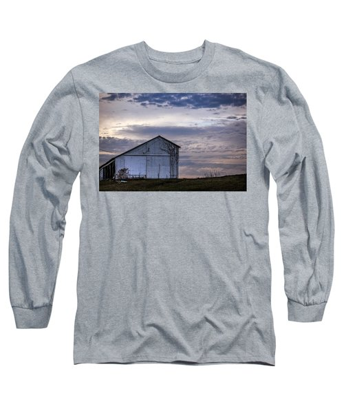Long Sleeve T-Shirt featuring the photograph Pure Country by Sennie Pierson