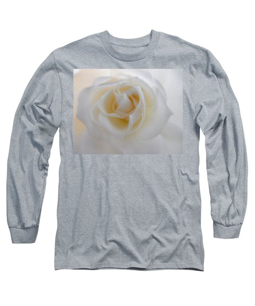 Long Sleeve T-Shirt featuring the photograph Purity by Deb Halloran