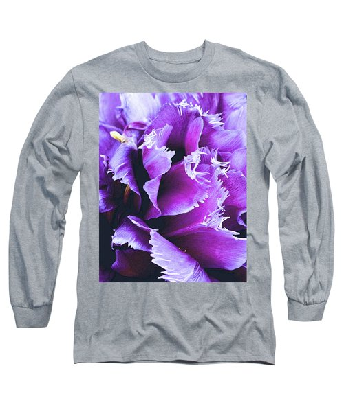 Purple Perfection Long Sleeve T-Shirt