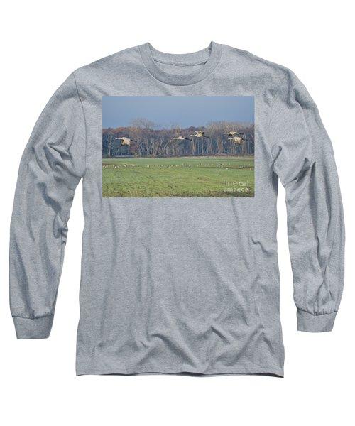 Quidditch Long Sleeve T-Shirt