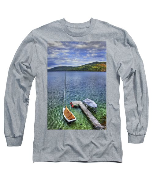 Quiet Jetty Long Sleeve T-Shirt