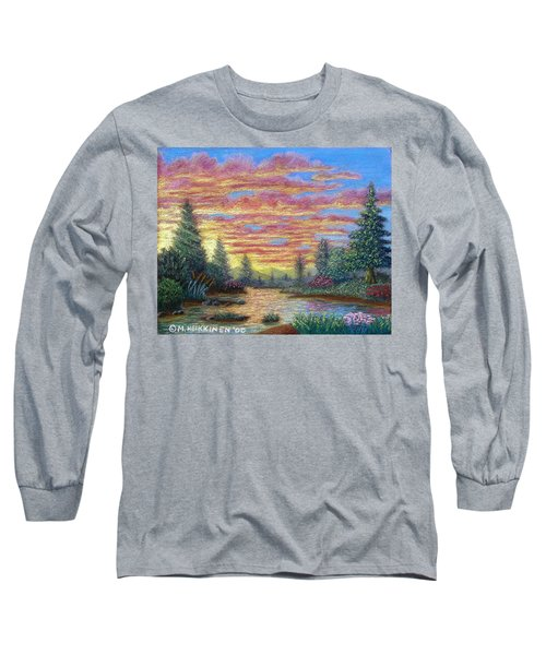 Quiet River Long Sleeve T-Shirt