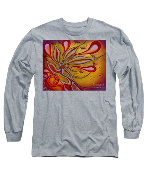 Radiance Of Purpose Long Sleeve T-Shirt