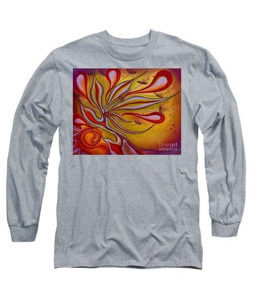 Radiance Of Purpose Long Sleeve T-Shirt
