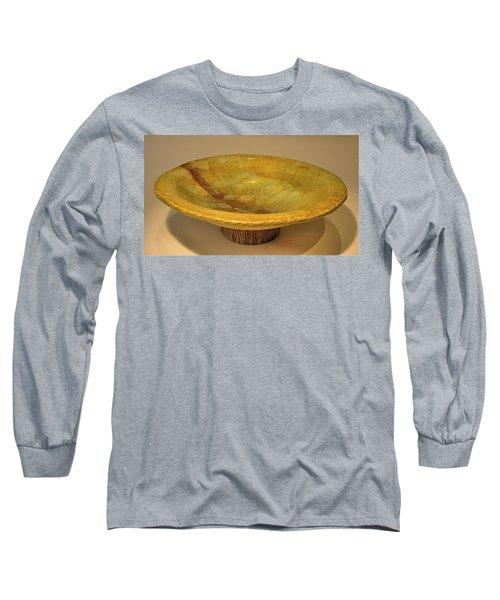 Rain Bowl Long Sleeve T-Shirt by Mario Perron