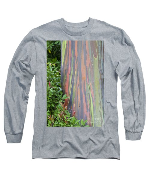 Rainbow Eucalyptus Long Sleeve T-Shirt