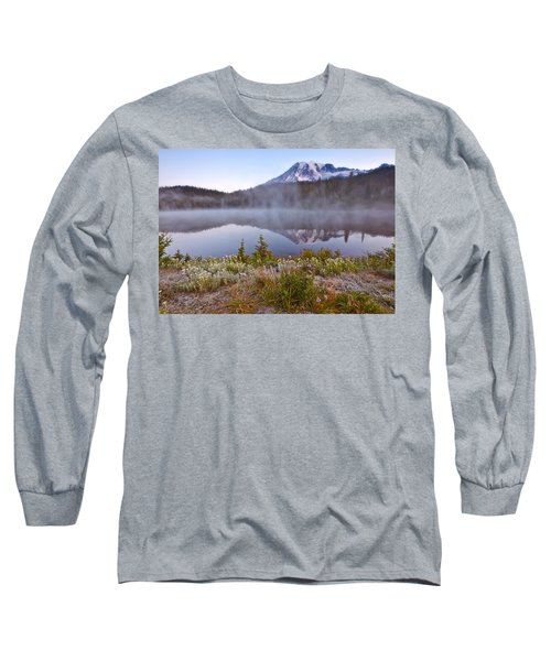 Rainier Morning Long Sleeve T-Shirt