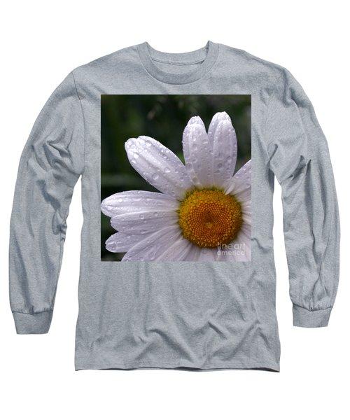 Rainy Day Daisy Long Sleeve T-Shirt