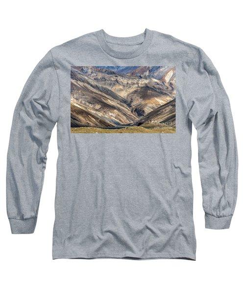 Rangdum Monastery, Rangdum, 2006 Long Sleeve T-Shirt