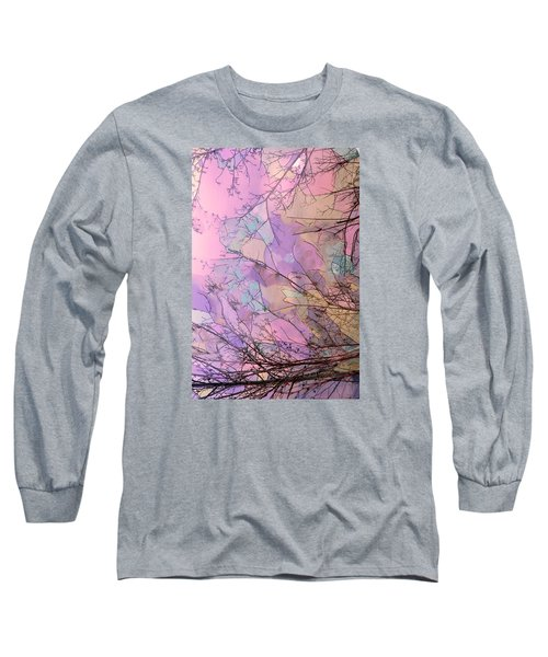 Long Sleeve T-Shirt featuring the photograph Rapture by Kathy Bassett