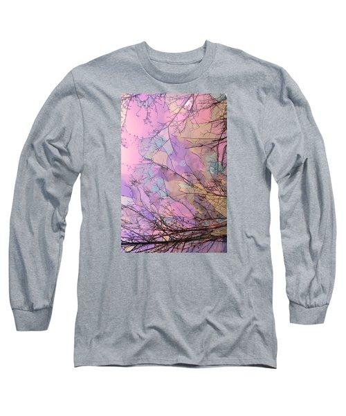 Rapture Long Sleeve T-Shirt by Kathy Bassett