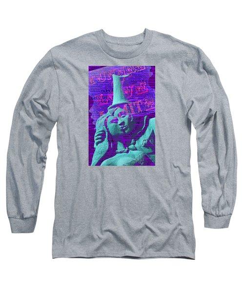 Long Sleeve T-Shirt featuring the digital art Rapture by Richard Farrington