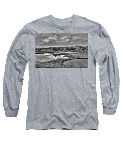 Ravenna IIi Black And White Long Sleeve T-Shirt