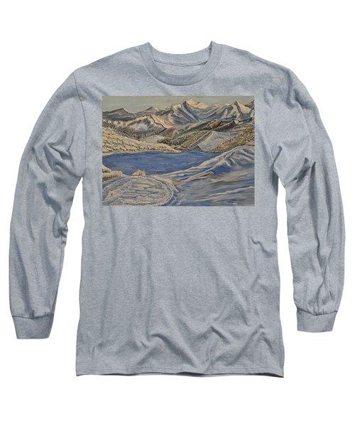 Reaching The Dream  Long Sleeve T-Shirt