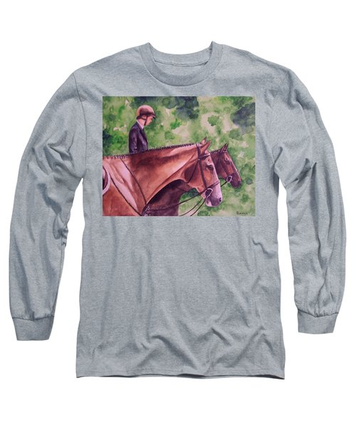 Ready To Show Long Sleeve T-Shirt