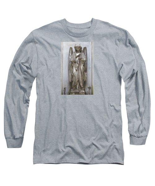 Recoleta Angel Long Sleeve T-Shirt by Venetia Featherstone-Witty