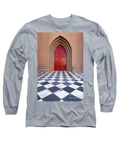 Red Door - D001859 Long Sleeve T-Shirt