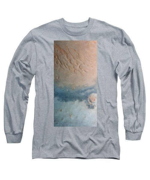 Red Planet 1 Long Sleeve T-Shirt