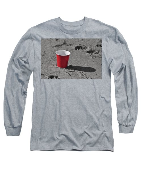 Red Solo Cup Long Sleeve T-Shirt