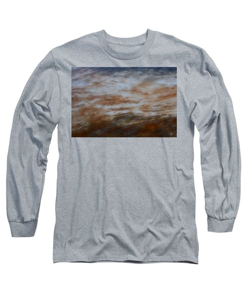 Red White And Blue Long Sleeve T-Shirt